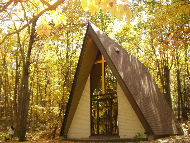 Prayer Chapel at Blue Mountain Christian Retreat